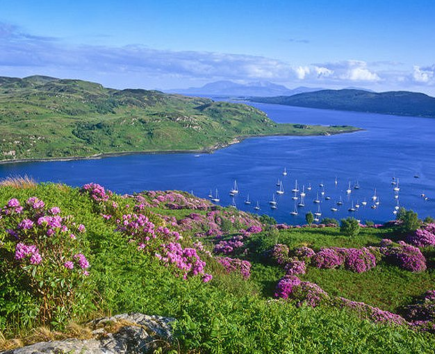KYLES OF BUTE