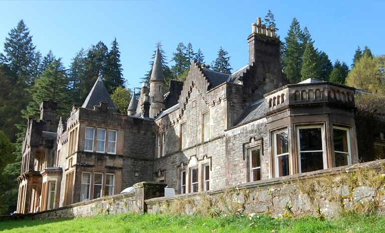 Benmore main house mobile