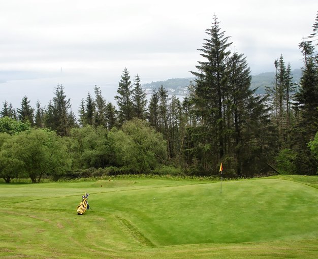 BLAIRMORE AND STRONE GOLF CLUB
