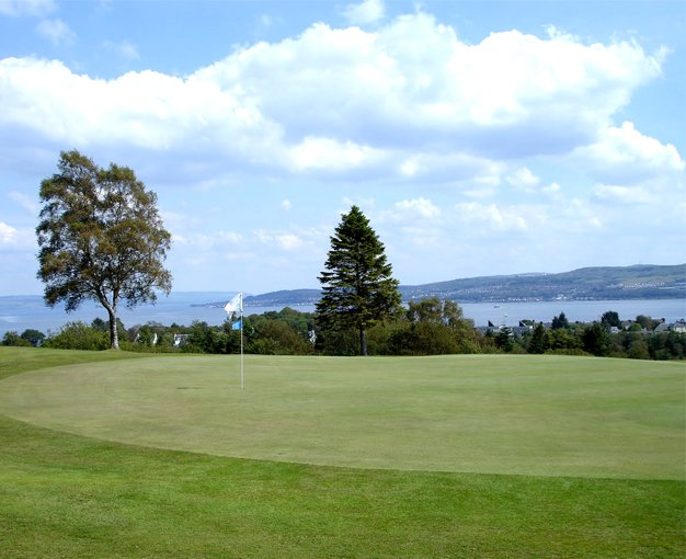 COWAL GOLF COURSE