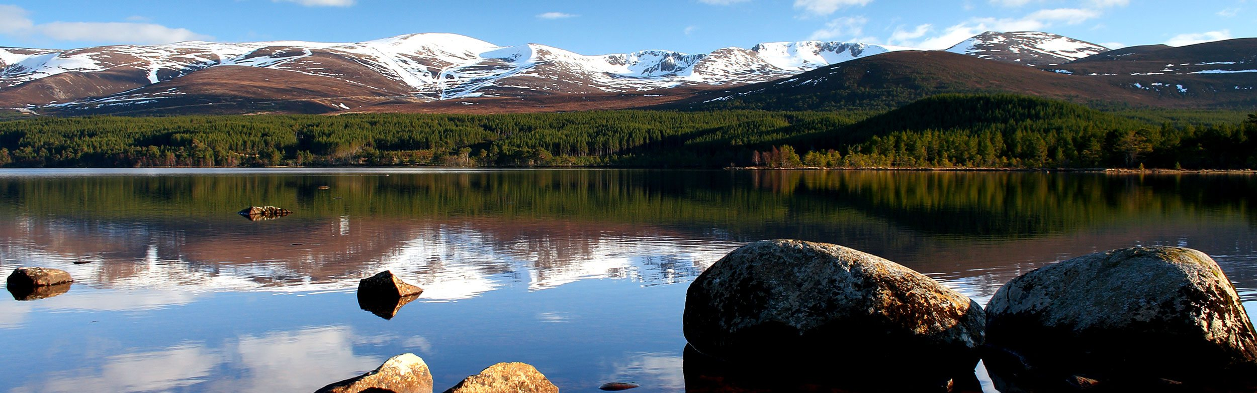 cairngorms stunning scenery