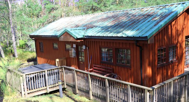 PTARMIGAN LODGE - Sleeps 6
