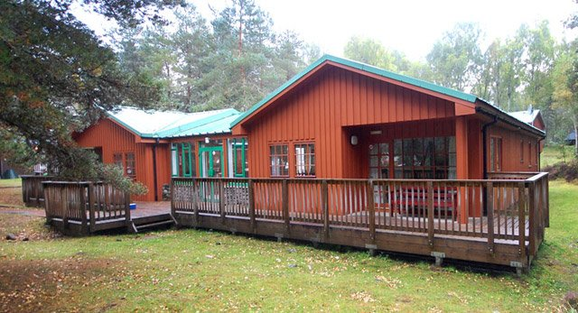 SGORANS LODGE - Sleeps 16