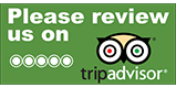 trip advisor reviews 5 starts