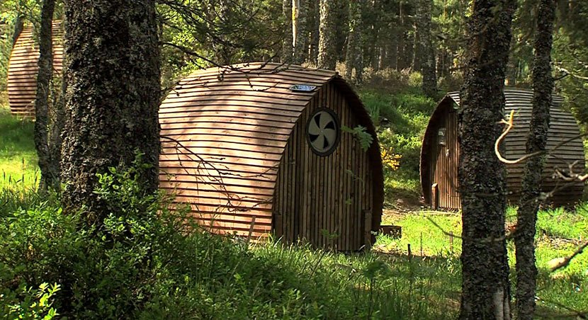 CAIRNGORMS CAMPING PODS