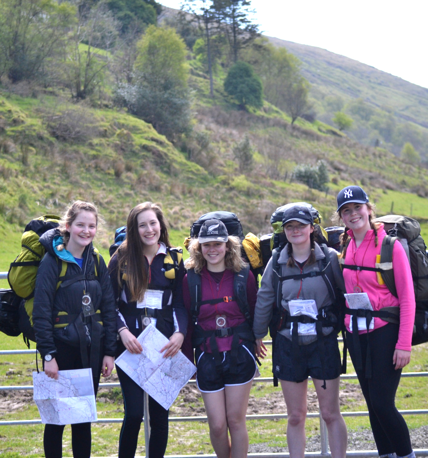 Explore the Duke of Edinburgh's Award Expedition and Residential Courses