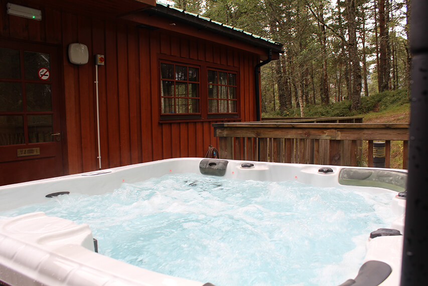 Cairngorms Self Catering Lodges